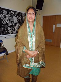 Mrs Kandola did an assembly about Sikhism for Key Stage 2.